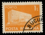 Stamps Europe - Romania -  RUMANIA_SCOTT J138.04 $0.25