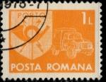 Stamps Europe - Romania -  RUMANIA_SCOTT J138.11 $0.25