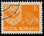 Stamps Europe - Romania -  RUMANIA_SCOTT J138.12 $0.25