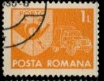 Stamps Europe - Romania -  RUMANIA_SCOTT J138.13 $0.25