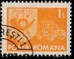 Stamps Europe - Romania -  RUMANIA_SCOTT J138.14 $0.25