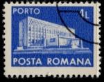 Stamps Romania -  RUMANIA_SCOTT J144.01 $0.25
