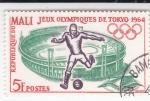 Sellos del Mundo : Africa : Mali : Juegos Olímpicos de Tokio-64
