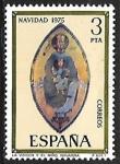 de Europa - España -  Navidad 1975