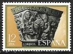 Sellos de Europa - España -  Navidad 1975