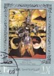 Stamps Asia - Yemen -  Sirena del Nautilus