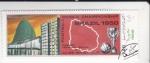 Stamps Asia - Yemen -  CAMPEONATO MUNDIAL FUTBOL-BRASIL-50