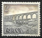 Stamps Spain -  Acueducto - Almuñecar