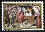Stamps : Europe : Spain :  Navidad 1984
