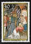 Sellos de Europa - España -  Navidad 1984