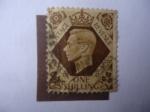 de Europa - Reino Unido -  King George VI (1895-1952)