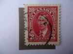 Stamps Canada -  King George VI (1895-1952)