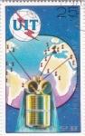 Stamps : Asia : North_Korea :  UIT-comunicaciones
