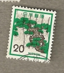 Stamps Asia - Japan -  Vegetación