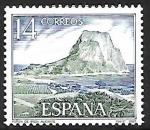 Sellos de Europa - España -  Turismo - Peñon de Ifach (Alicante)