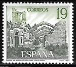 Stamps of the world : Spain :  Turismo - Ruinas de Sta. Maria d