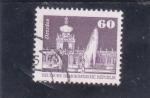 Sellos de Europa - Alemania -  Panorámica de Dresden