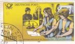 Stamps Germany -  SERVICIO DE CORREOS