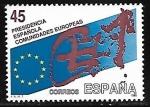 Sellos de Europa - España -  Presidencia española  comunidades europeas