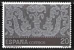 Sellos de Europa - España -  Artesanía española. Encajes