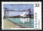 Stamps Spain -  Centenario Escuela de Ingenieros de Bilbao