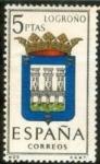 Sellos de Europa - España -  1555