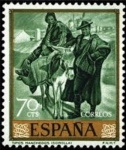 Stamps Spain -  1567