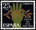 Sellos de Europa - España -  1576