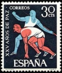 Stamps Spain -  1577