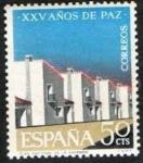 Stamps Spain -  PAZ ESPAÑOLA