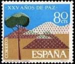 Sellos de Europa - España -  1582