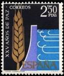 Sellos de Europa - España -   1585