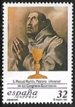 Stamps Spain -  S. Pascual Baylón