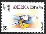 Sellos de Europa - España -  América - El Cartero