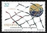 Sellos de Europa - España -  Logros Deportivos españoles