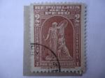 Stamps Peru -  Pro-Desocupados.