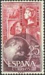 Sellos de Europa - España -  1595