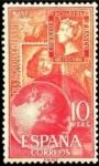 Sellos de Europa - España -  1597