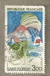 Stamps France -  Saint-Florent
