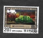 Stamps  -  -  COREA DEL NORTE para venta y/o cambio