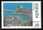 Stamps : Europe : Spain :  Villa de Luarca