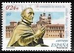 Sellos del Mundo : Europa : España : IV centenario de la muerte del cardenal Rodrigo de Castro