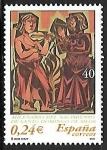 Stamps : Europe : Spain :  Milenario del nacimiento de Santo Domingo de Silos