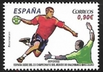 Sellos del Mundo : Europa : España : Campeonato del Mundo de Balonmano masculino