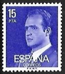 Sellos de America - Estados Unidos -  S. M. Don Juan Carlos I