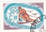 Stamps : Asia : Afghanistan :  OLIMPIADA SARAJEVO