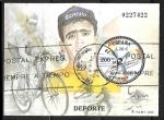 Sellos del Mundo : Europa : España : Deporte - Miguel Indurain