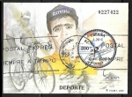 Sellos de Europa - España -  Deporte - Miguel Indurain