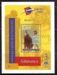 Stamps : Europe : Spain :  Exposicion mundial de filatelia juvenil