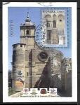 Sellos del Mundo : Europa : España : Monastério de Sta. Mª de Carracedo. El Bierzo (León)